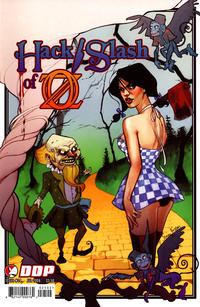 Cover Thumbnail for Hack/Slash: The Series (Devil's Due Publishing, 2007 series) #14
