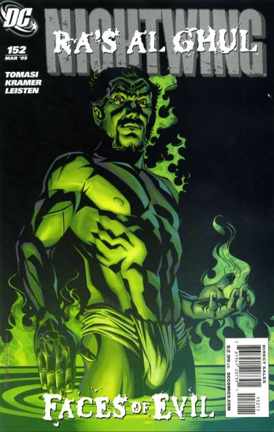 Cover for Nightwing (DC, 1996 series) #152
