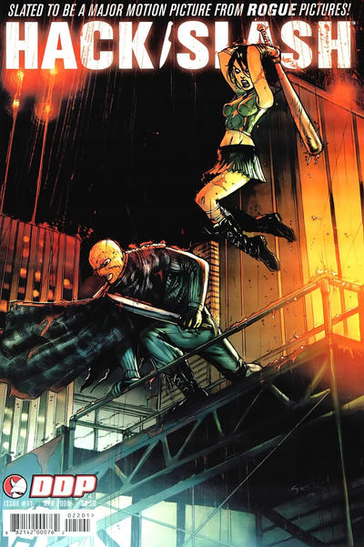 Cover for Hack/Slash: The Series (Devil's Due Publishing, 2007 series) #11