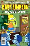 Cover for Simpsons Comics Presents Bart Simpson (Bongo, 2000 series) #45