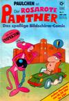 Cover for Der rosarote Panther (Condor, 1973 series) #8