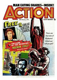 Cover Thumbnail for Action (IPC, 1976 series) #3