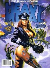 Cover Thumbnail for Heavy Metal Magazine (Metal Mammoth, Inc., 1992 series) #v26#6