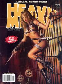 Cover Thumbnail for Heavy Metal Magazine (Metal Mammoth, Inc., 1992 series) #v28#2