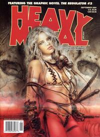 Cover Thumbnail for Heavy Metal Magazine (Metal Mammoth, Inc., 1992 series) #v28#4