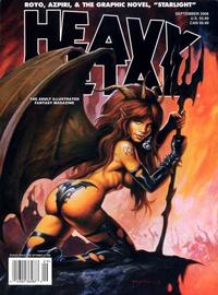 Cover Thumbnail for Heavy Metal Magazine (Metal Mammoth, Inc., 1992 series) #v30#4