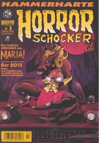 Cover for Horrorschocker (Weissblech Comics, 2004 series) #3