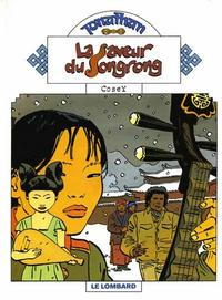 Cover Thumbnail for Jonathan (Le Lombard, 1977 series) #13 - La saveur du Songrong