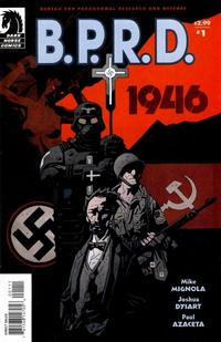 Cover Thumbnail for B.P.R.D.: 1946 (Dark Horse, 2008 series) #1