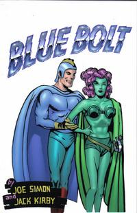 Cover Thumbnail for Blue Bolt (Verotik, 1998 series)