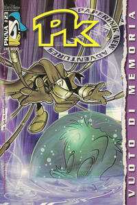Cover Thumbnail for Pk Paperinik New Adventures (The Walt Disney Company Italia, 1996 series) #23