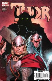 Cover Thumbnail for Thor (Marvel, 2007 series) #12