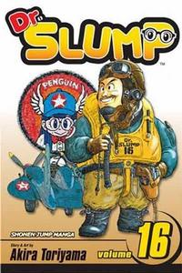 Cover Thumbnail for Dr. Slump (Viz, 2005 series) #16