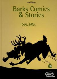 Cover Thumbnail for Barks Comics & Stories (Egmont Ehapa, 2001 series) #16