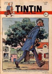 Cover Thumbnail for Journal de Tintin (Dargaud éditions, 1948 series) #24