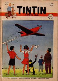 Cover Thumbnail for Journal de Tintin (Dargaud éditions, 1948 series) #28