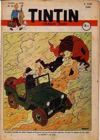 Cover Thumbnail for Journal de Tintin (Dargaud éditions, 1948 series) #32