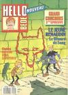 Cover for Hello BD (Dargaud éditions, 1989 series) #11
