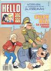 Cover for Hello BD (Dargaud éditions, 1989 series) #16