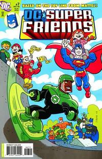 Cover Thumbnail for Super Friends (DC, 2008 series) #7