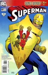 Cover Thumbnail for Superman (DC, 2006 series) #687