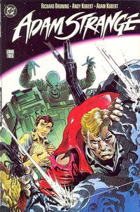 Cover Thumbnail for Adam Strange (Zinco, 1991 series) #3