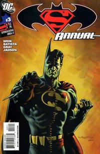 Cover Thumbnail for Superman / Batman Annual (DC, 2006 series) #3