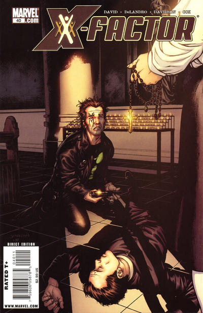 Cover for X-Factor (2006 series) #40