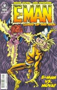 Cover Thumbnail for E-Man: The Idol (Digital Webbing, 2008 series)