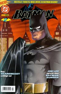 Cover for Batman (2005 series) #2