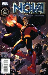 Cover for Nova (2007 series) #23