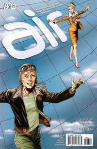 Cover Thumbnail for Air (DC, 2008 series) #6