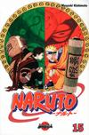 Cover for Naruto (Bonnier Carlsen, 2006 series) #15