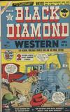 Cover for Black Diamond Western (Lev Gleason, 1949 series) #18
