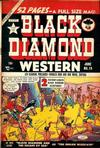 Cover for Black Diamond Western (Lev Gleason, 1949 series) #19