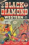 Cover for Black Diamond Western (Lev Gleason, 1949 series) #25