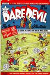Cover for Daredevil Comics (Lev Gleason, 1941 series) #58
