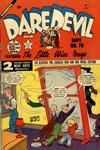 Cover for Daredevil Comics (Lev Gleason, 1941 series) #78