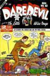Cover for Daredevil Comics (Lev Gleason, 1941 series) #92