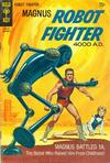 Cover for Magnus, Robot Fighter (Western, 1963 series) #28