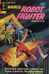 Cover for Magnus, Robot Fighter (Western, 1963 series) #38 [Gold Key Variant]
