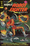 Cover for Magnus, Robot Fighter (Western, 1963 series) #40