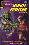 Cover for Magnus, Robot Fighter (Western, 1963 series) #43