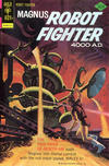 Cover for Magnus, Robot Fighter (Western, 1963 series) #45