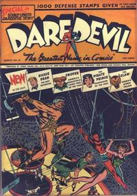 Cover Thumbnail for Daredevil Comics (Lev Gleason, 1941 series) #12