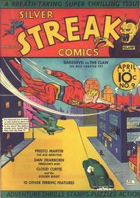 Cover Thumbnail for Silver Streak Comics (Lev Gleason, 1939 series) #9