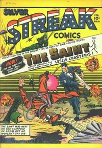 Cover Thumbnail for Silver Streak Comics (Lev Gleason, 1939 series) #18