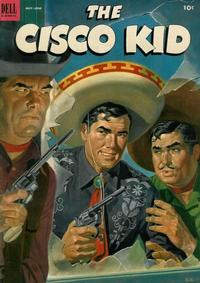 Cover Thumbnail for The Cisco Kid (Dell, 1951 series) #15