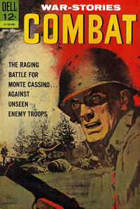 Cover Thumbnail for Combat (Dell, 1961 series) #8 [b]