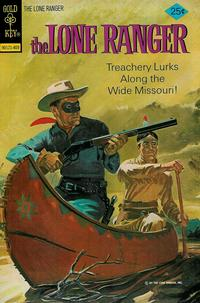 Cover Thumbnail for The Lone Ranger (Western, 1964 series) #18 [Gold Key]